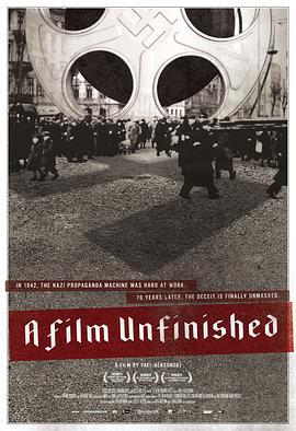 未完成的电影 A Film Unfinished (2010)