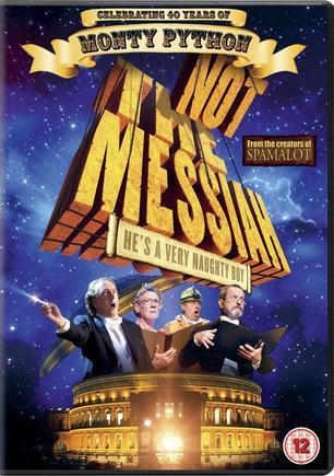 这不是弥赛亚 Not the Messiah (He's a Very Naughty Boy) (2010)