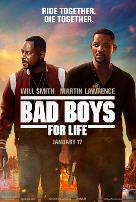 绝地战警:疾速追击 Bad Boys for Life (2020)
